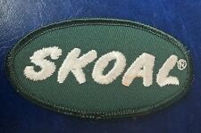 SKOAL GREEN/WHITE PATCH