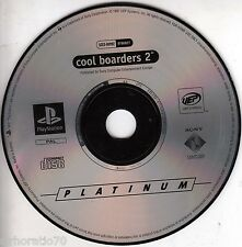 COOL BOARDERS 2 PlayStation Game PS1 PS2 PS3