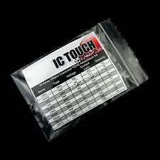 10 value 100pcs Transistor TO-92 Assortment Kit