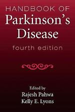 Handbook of Parkinson's Disease, Fourth Edition (Neurological Disease and Therap