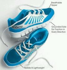 New Curves for Women Blue Azul  Sneakers Size 8
