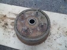 2000 YAMAHA GRIZZLY 600 4WD REAR BRAKE DRUM REAR AXLE HUB