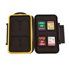 MC-SD8 - Speicherkarten Schutzbox für 8 x SD / SDHC / SDXC - Wasserdicht