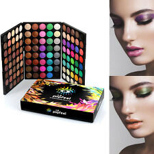 120 Colors Eye Shadow Cosmetic Makeup Party Cosmetic Matte Eyeshadow Palette Set