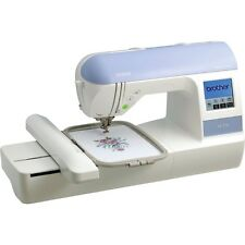 NEW Brother Sewing PE770 5x7 Embroidery Machine With Built-in Memory USB Port