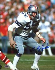 Lee Roy Jordan Autographed 8x10 Dallas Cowboys 1976