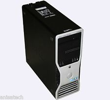 Workstation Dell Precision T5500 Xeon X5560 procesadores 2,80 ghz De 24 Gb | 500gb Nvidia