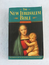 THE NEW JERUSALEM BIBLE Reader's Edition Doubleday 1990 Softcover