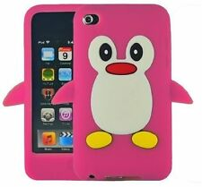 PENGUIN SILICONE SKIN CASE FOR IPOD TOUCH 4