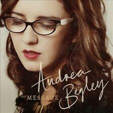 The Message by Andrea Begley (CD, Oct-2013, Capitol) The Voice UK