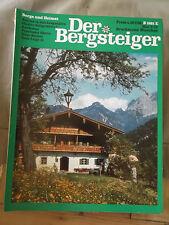 Der Bergsteiger Mai 1976