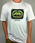 ECKO. Unltd. RHINO. 100% Cotton. Men's SAND & WHITE T-Shirts. S, M, L, XL, XXL.