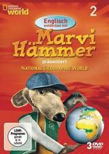 National Geographic: Englisch entdecken mit Marvi Hämmer - Box 2 (2011)