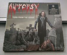 AUTOPSY Torn From The Grave cd DIGI (2001) death asphyx obituary bolt thrower