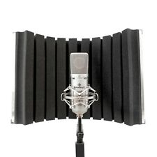 Editors Keys Portable Vocal Booth Flex Edition - Low cost recording StudioSeries