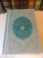 Jane Austen: Seven Novels - leather-bound - New/sealed - ships in a box