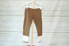 Persnickety 2t VGUC Brown Button Tab Pants
