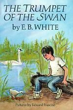 The Trumpet of the Swan by E. B. White c1970 Good Hardcover, We Combine Shipping