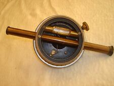 Antique Bostrom #2 Surveying Instrument