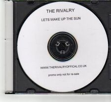 (FR534) The Rivalry, Lets Wake Up The Sun - DJ CD