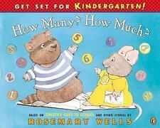 How Many? How Much?: Timothy Goes To School Learning Book #2 (Get Set for Kinde
