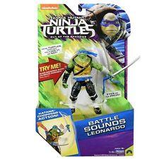 Teenage Mutant Ninja Turtles Movie 2 Out Of The Shadows Leonardo Action Figure