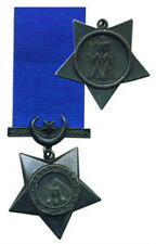 British BEF Service Army Badge Medal Anglo Egyptian War Egypt Khedive Star War X