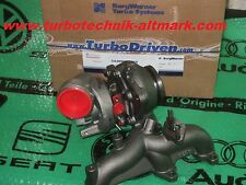 Turbolader Skoda Fabia Roomster 045253019Jx 1.4L 51kw 70Ps 59Kw 80Ps Borg Warner