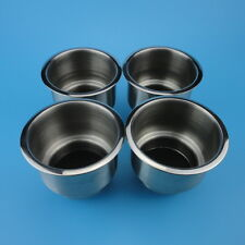 4PCS Cup Drink Can Holder Stainles Steel Mraine Boat Truck RV Universal Cheap