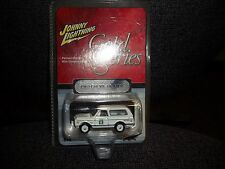 1969 CHEVY BLAZER OAK BROOK PATROL CLUB CAR GOLD SERIES JOHNNY LIGHTNING 1/64 J7