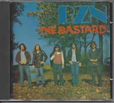 BZN  ‎– The Bastard   cd   rare first rock album