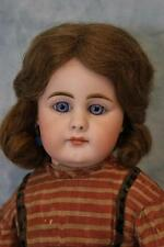 "1890 17"" Closed Mouth German Child Simon & Halbig 949 German Bisque Pretty Doll"