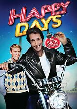 HAPPY DAYS : COMPLETE SEASON 6 -  DVD - REGION 1 - Sealed