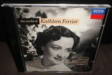 The World Of Kathleen Ferrier (CD, 1990)
