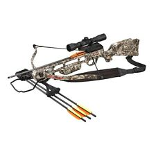 SA Sports Fever Crossbow Package,175 Lb, premium 4x32 Multi Reticle Scope, More