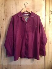 MENS NEW VINTAGE CHUMS PYJAMAS PJs Size 2XL XXL Wine Purple Traditional Retro