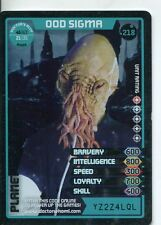 Doctor Who Monster Invasion Extreme Card #218 Ood Sigma