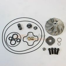 Ford Powerstroke 7.3L GTP38 Turbo Upgrade Rebuild Kit+Compressor Wheel 66/88