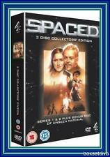 SPACED - DEFINITIVE COLLECTORS EDITION BRAND NEW 3 DISC