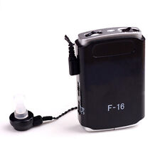 Best Pocket Digital Hearing Aid Acousticon Sound Amplifier Hearing Aids F16