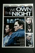 WE OWN THE NIGHT PAPER BASED MOVIE 5x7 FLYER MINI POSTER (NOT A movie )