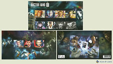 2013 Doctor Who Stamps in Presentation Pack PP455 (printed no.482) - Royal Mail