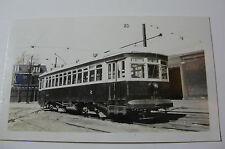 CAN097 1948 TORONTO TRANSPORTATION Commission TROLLEY CAR No2128 PHOTO - CANADA
