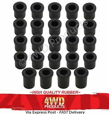 Suspension Leaf Spring/Shackle Bush SET - Hilux RN105 2.4P LN106 2.8D (88-97)