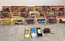 RARE BULK Models Of Days Gone By Lledo 1983-1985 Diecast Cars Horse Classic Toys
