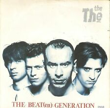 "THE THE the beat (en) generation/angel EMU8 uk epic 1989 7"" PS EX/EX-"