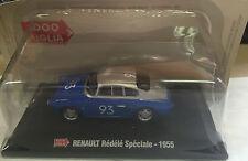 "DIE CAST 1000 MIGLIA "" RENAULT REDELE SPECIALE - 1955 "" + BOX 2 SCALA 1/43"