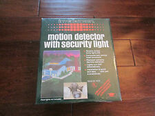 NIB Vintage Intelectron BC 863K 300 Watt Grey Motion Detector Security Light