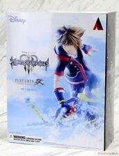 Square Enix Kingdom Hearts III 3 - Sora Play Arts Kai Action Figure USA IN HAND