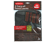 DERWENT CARRY-ALL LEAVES - 2 additional pencil leaves for your Carry-All bag